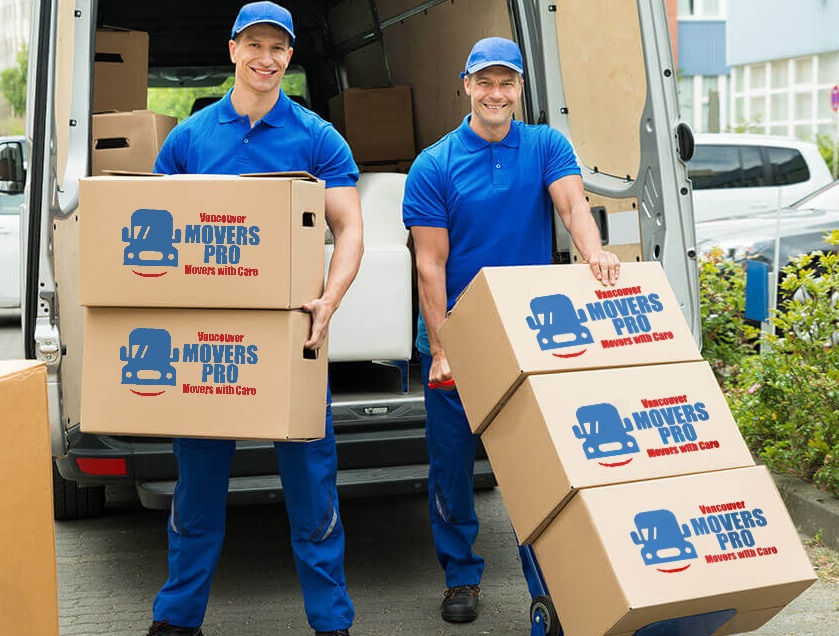 Coquitlam office movers